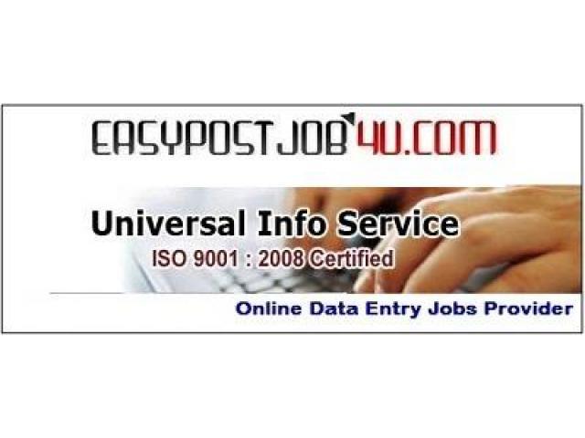 Unique Online Advertising Job.