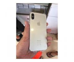 Apple iPhone X - 256GB - Silver (Unlocked) Smartphone